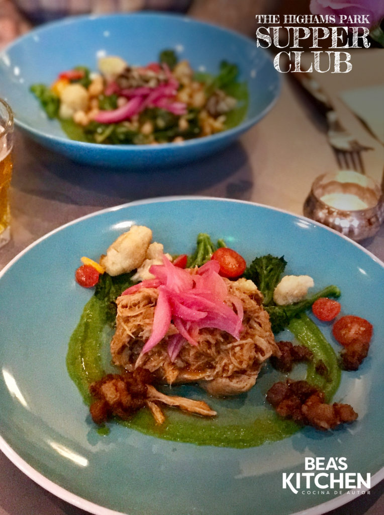 Cochinita Pibil - Higham Park Supper Club - Beas Kitchen